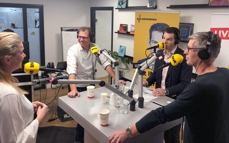 AtHand op BNR radio