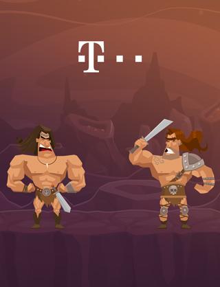 T-Mobile Barbaren