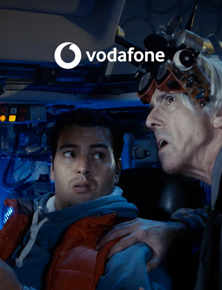 Vodafone Timechasers
