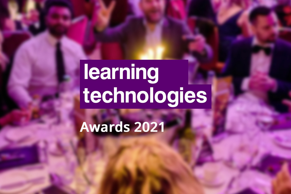 AtHand nominated for 3 Nominations Learning Technology awards!
