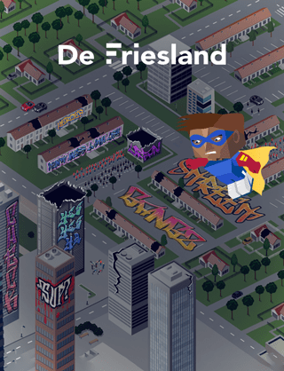 De Friesland Heroes Serious Game