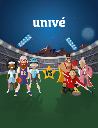 Unive Champs Serious Game